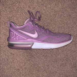 Purple Nike Air Max
